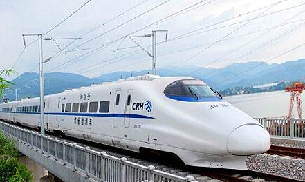 宝兰高铁今年7月将开通运营 设计速度250km/h